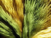 Green and golden color — Stock Photo