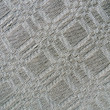 Stock Photo: Checked linen fabric