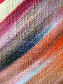 Colorful painted abstract — Стоковое фото