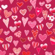 Wektor stockowy : Valentines background