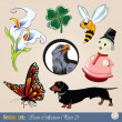 Royalty-Free Stock Vector Image: Diverse clipart