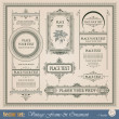 Decorative elements -  