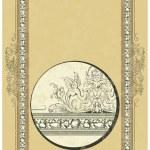 marco de lujo — Vector de stock  #9730719