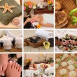 Spa Collage — Stock Photo #10125471