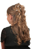 Hairstyle — Stock Photo