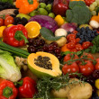 Vegetables and Fruits — Stockfoto #9037092