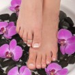 Pedicure — Stockfoto