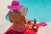 Wellness vakantie — Stockfoto