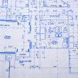 Stockfoto: Blueprint