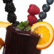 Smoothie - Foto Stock