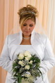 Bride — Stock Photo