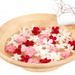 Aromatherapy in a spa - ストック写真