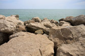 Cliff Caorle — Stock Photo