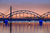 Daugava. — Stock Photo