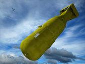 Je-bomba. — Stock fotografie