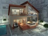 Architecture. — Stock Photo