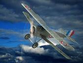 Airplane. — Stock Photo