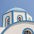 Stock Photo: Kamari church 21