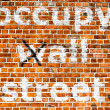 Occupy all streets — Stock Photo