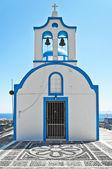 Kamari church 10 — Stock Photo
