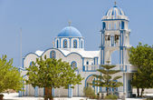 Kamari iglesia 26 — Foto de Stock