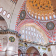 Stock Photo: SuleimMosque interior 04