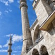 Stock Photo: SuleimMosque 08
