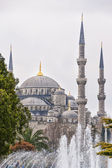 Blue Mosque 04 — Stock Photo