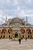 Blue Mosque 05 — Stock Photo