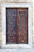 Moskee deuren 01 — Stockfoto