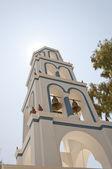 Kamari church 15 — Stock Photo