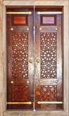 Mešita dveře 03 — Stock fotografie