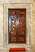 Mosque doors 04 — Stock Photo