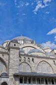 Suleiman Mosque 11 — Stock Photo