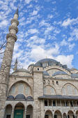 Suleiman Mosque 14 — Stock Photo