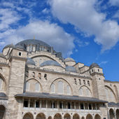 Suleiman Mosque 15 — Stockfoto