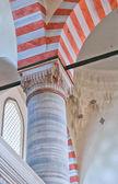 Suleiman Mosque interior 07 — Stock Photo