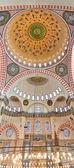 Suleiman Mosque interior 02 — Stock Photo