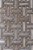 Textura de madera resistida — Foto de Stock