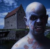 Twilight vampire man 02 — Stock Photo