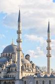 Yeni cammii moskee 13 — Stockfoto