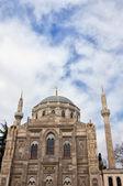 餐厅提供 cammii 清真寺 01 — 图库照片