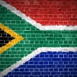 Royalty-Free Stock Photo: Brick Wall South Africa