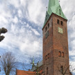 Helsingor church 02 — Stock Photo