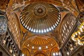 Hagia Sofia Interior 02 — Stock Photo