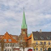 Helsingor town centre 05 — Stock Photo