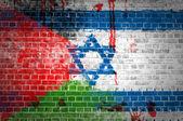 Israeli occupation — Stock Photo
