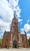 Chiesa di lund 02 — Foto Stock