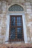 Mosque window — Stock Photo