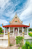 Phetchaburi Temple 07 — Stock Photo